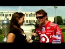 2008 IndyCar Series Champion Scott Dixon