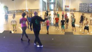 Yamuleé (Salsa en parejas on2) @ Benidorm Salsa Congress 2013