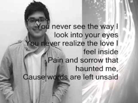 Afgan - My Confession