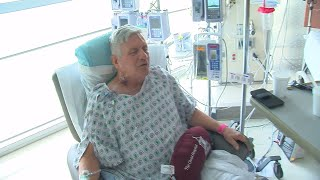 Some transplant patients at high risk for coronavirus infection