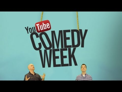 YouTube Comedy Week - Thursday Rundown (#4 of 6)