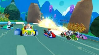 Super Go Kart Racing World | Colorful the Return of Mario Kart | Gameplay, Trailer