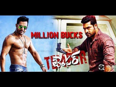 Jr. NTR Temper Movie First Look : Puri Jagannadh, Kajal Aggarwal : Latest Telugu Movie 2014