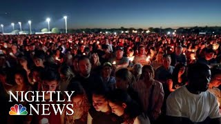 Parkland Survivors Prepare To Mark One Year Since Deadly Mass Shooting | NBC Nightly News