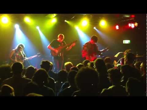 Deerhoof &quot;Breakup Songs&quot; - March 2 2013, Sydney Australia