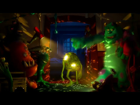 Monsters University (Monsters Inc. 2) Teaser Trailer 2013 ESPAÑOL LATINO