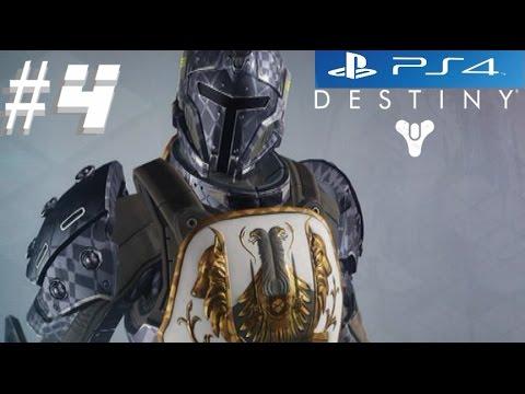 Destiny Part 4 The War Mind (PS4) Titan Gameplay