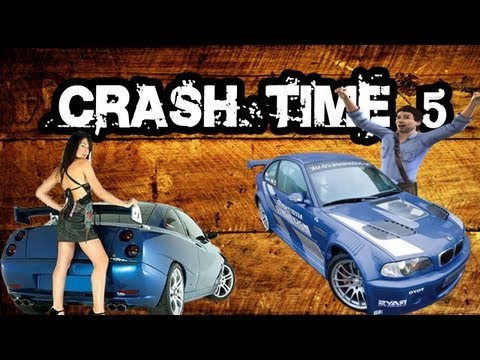 Crash Time 5 - Gameplay Corrida