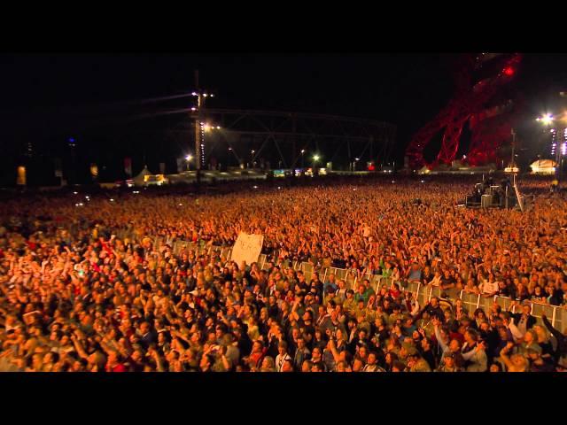 Foo Fighters Invictus Games Closing Concert 2014