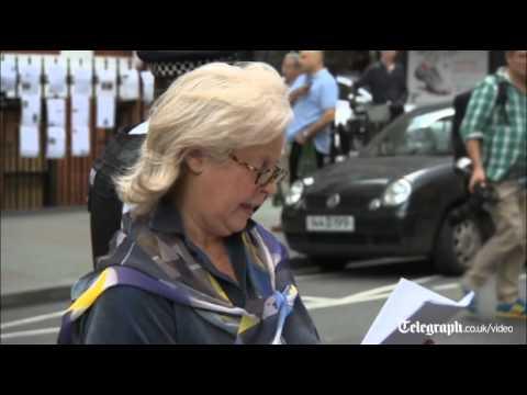 WikiLeaks' Julian Assange defies police remaining at Ecuador embassy