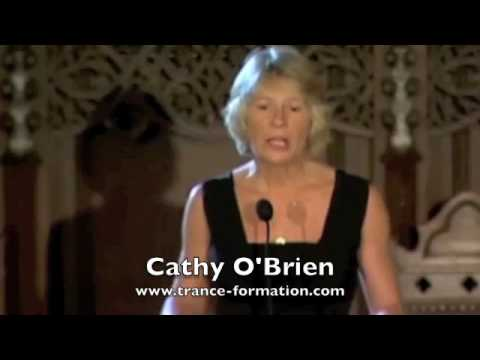Cathy O'Brien speaks on mind control PT 2 of 2