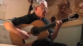 Ervin Somogyi The Responsive Guitar Featuring Guitarist Steve Erquiaga