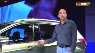 ММАС-2012. Новое поколение Ford Kuga