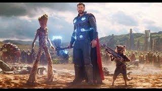 Thor Arrives In Wakanda Bring Me Thanos Full Scene   Infinity War Movie Clip HD