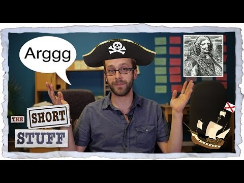 Captain Morgan Was A Badass - Short Stuff