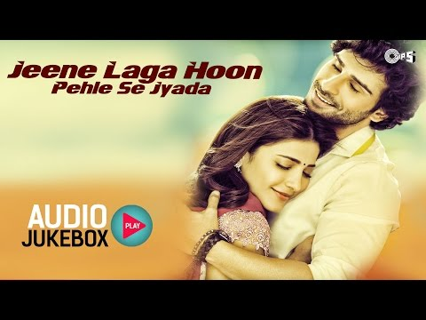 Jeene Laga Hoon Pehle Se Jyada - Best Love Songs - Audio Jukebox - Full Songs Non Stop video