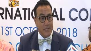 SKAL TOURISM CONFERENCE: Tourism CS Najib Balala opens the 79th global travel conference.