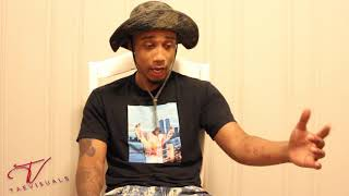 Sy4real Talks Atlanta Music Scene, Biggest Challenge In Rap,Atlanta Division, & More