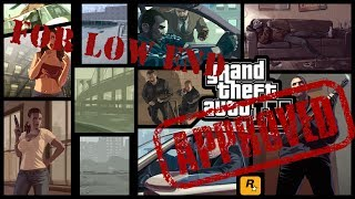 GTA IV ON LOW END GRAPHICS (INTEL GMA 3100)