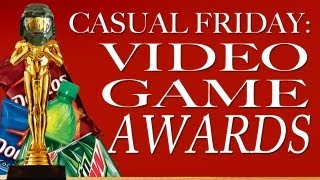 Do We Need A Video Game Award Show? CASUAL FRIDAY