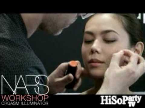 Nars Workshop Orgasm Illuminator video