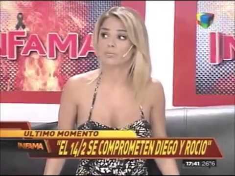 El compromiso de Maradona con Oliva y la furia de Verónica Ojeda