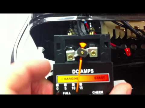 DANGEROUS! Motomaster Car battery charger - Amp gage melted! Fire hazard - canadian tire
