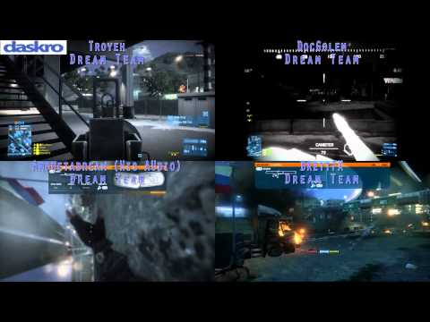 Battlefield 3 Match Commentary - Tehran Highway Dream Team Vs. Mornin' Glorin Part 2 of 2
