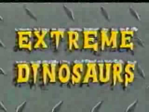 Extreme Dinosaurs Starttheme / Intro Video