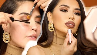 I DID MY MAKEUP ONLY USING FENTY BEAUTY| iluvsarahii