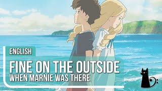 """Fine on the Outside"" (When Marnie Was There) Vocal Cover by Lizz Robinett"