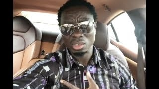 Michael Blackson Clowns Rob Kardashian For Getting Scammed By Blac Chyna