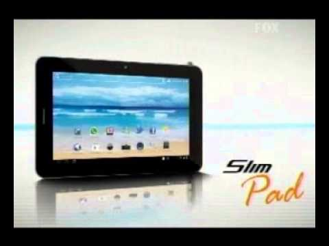 TABLET QBEX SLIM PAD 7