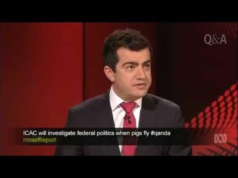 Q&A: When will ICAC investigate Federal Politicians?