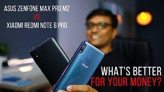 Asus Zenfone Max Pro M2 Vs Redmi Note 6 Pro - Whose the Killer?