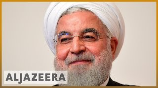 Watch: Iran's Rouhani: US sanctions have failed