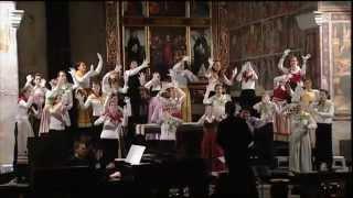 """""""WAH-BAH-DAH-BAH-DOO-BEE!"""" by IVO ANTOGNINI - Coro Calicantus"""