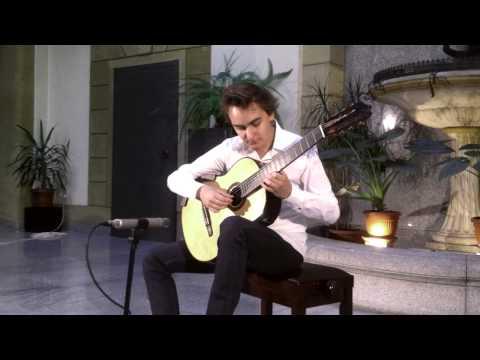 Fernando Sor - Sonata Opus 22 I Allegro