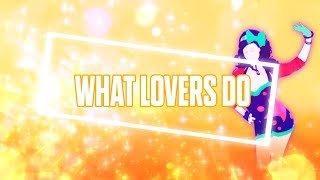 Download Lagu Just Dance 2018: What Lovers Do by Maroon 5 ft. SZA | Fanmade Mashup Gratis STAFABAND