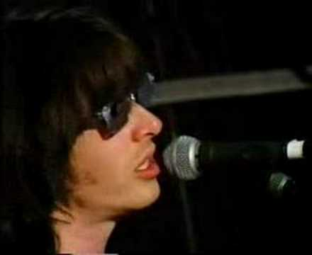BERNARD BUTLER. A CHANGE OF HEART. LIVE AT GLASTONBURY.1998.