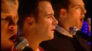 Watch Westlife Total Eclipse Of The Heart video