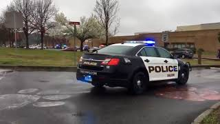 RAW: Heavy police presence at Dalton HS after reports of shots fired