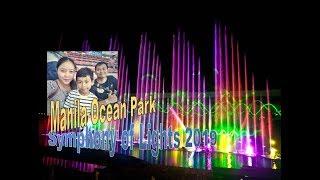 Manila Ocean Park - Symphony of Lights 2019