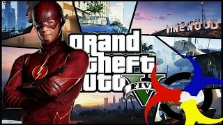 Gta 5 The Flash Modu Nasıl Kurulur ? = / How to install the flash mod gta 5 ? =