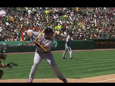 Miguel Cabrera Slow-Motion Swing Analysis