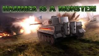 Hunting for a Pool's Medal (Tiger Hammer World of Tanks Xbox)