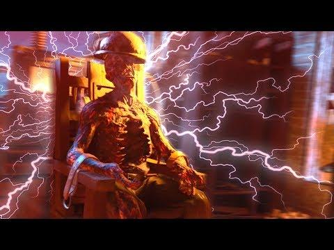 NEW SECRET ROOM EASTER EGG IN BLOOD OF THE DEAD! (Black Ops 4 Zombies Easter Egg)