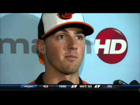 Kevin Gausman talks about the O's walk-off win in extra innings over the Yankees