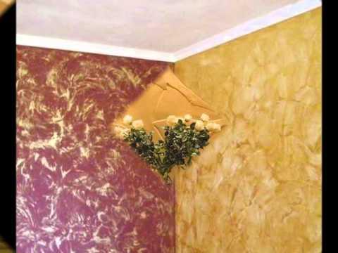 Шпаклевка стен своими руками способы