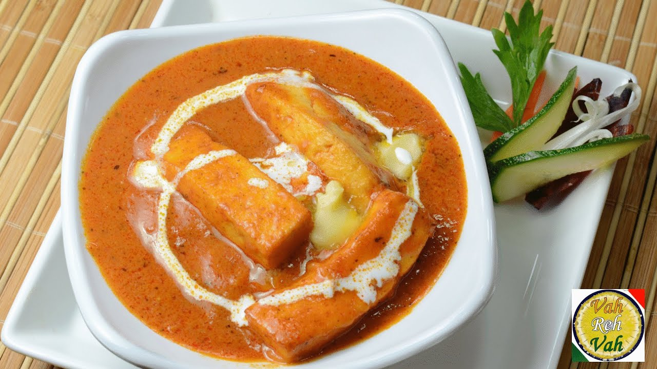 Paneer Makhani Butter Paneer Recipes — Dishmaps